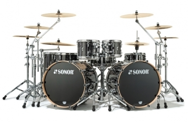 Set tobe SONOR Prolite Stage 3 Set Ebony White