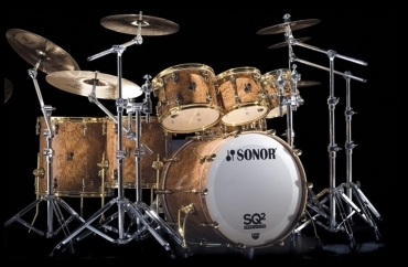 Tobe Sonor SQ2  Walnut  Roots
