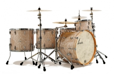 Set tobe acustice SONOR Three 22 Vintage Pearl